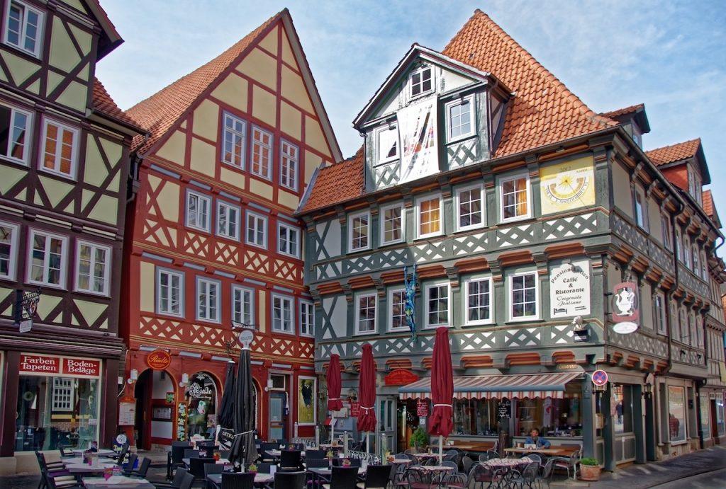 Innenstadt Hannoversch Münden