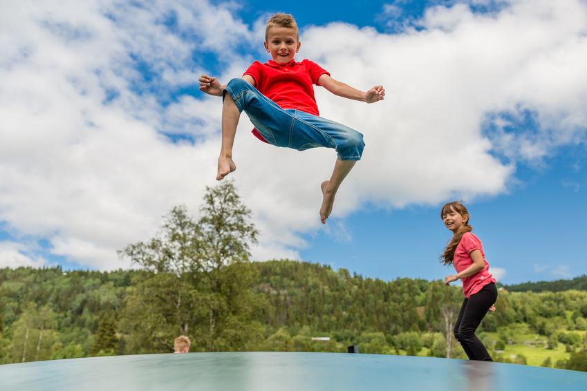 Urlaubsspaß für die Kids